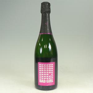 バッド・ガール 2009 白 スパークリング 750ml BAD GIRL  [382824]