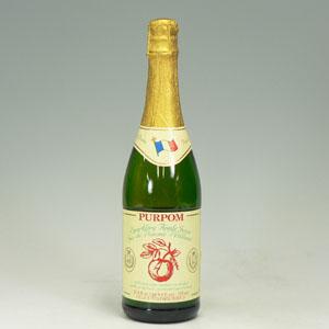 ピュアポム スパークリングジュース アップル白750ml  [3903]