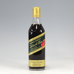 GSフード ブラックティーアールグレイ 500  [3974]