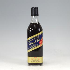 GSフード ブラックティー 低甘味 500ml  [3981]