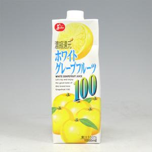 ジューシー ホワイトグレープフルーツ 1L  [4029]
