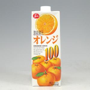 ジューシー オレンジ 1L  [4034]