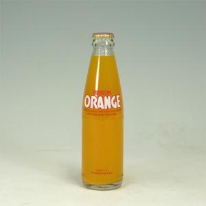 リボン オレンジ 200ml  [4044]