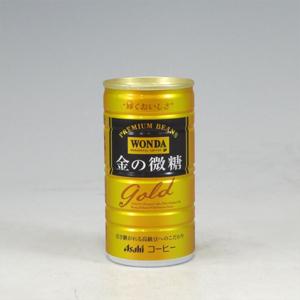 アサヒ ワンダ 金の微糖 185g  [4091]