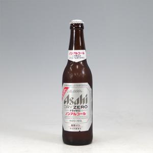 アサヒ ドライゼロ 小瓶 334ml  [4100]