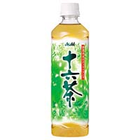 アサヒ 十六茶 ペット 600ml  [4191]