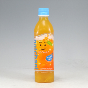 サントリー なっちやん オレンジ P 430ml  [4217]