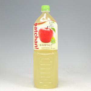サントリー なっちやん りんご ペット1.5L  [4220]