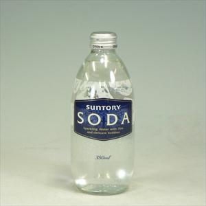 サントリー ソーダ (PS) 350ml  [4310]