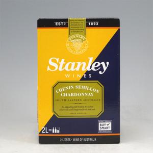 スタンレー セミヨン・シャルドネ 白 2000ml Box  [432705]