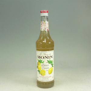 モナン monin レモン シロップ  700ml  [4500]