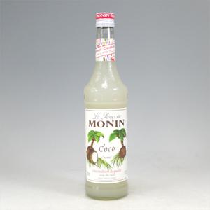 モナン ココナッツシロップ 瓶 700ml  [4512]