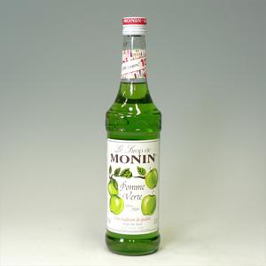 モナン monin グリーンアップル シロップ  700ml R1-04   [4514]