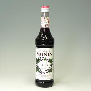 モナン monin カシス シロップ  700ml R1-25  [4520]