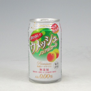 蝶矢 酔わないウメシュ 350ml  [4524]