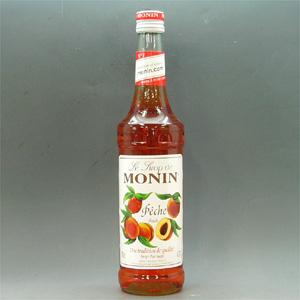 モナン monin ピーチ シロップ  700ml R1-24   [4527]