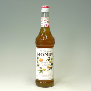 モナン monin パッションフルーツ シロップ  700ml R1-21  [4530]