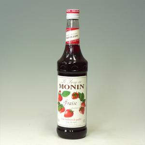 モナン monin ストロベリー シロップ  700ml R1-16  [4534]