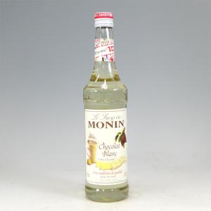 モナン ホワイトチョコレートシロップ700  [4537]