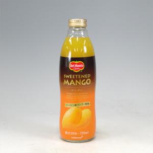 デルモンテ マンゴー 瓶 750ml  [4644]