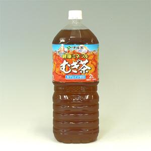 伊藤園 天然ミネラルむぎ茶 ペット 2L  [4720]