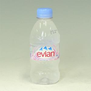 エビアン ペットボトル 330ml  [4785]