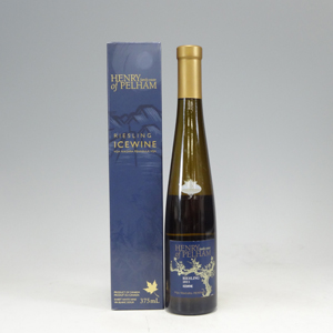 ヘンリー リースリング アイスワイン 白 375ml  [490430]
