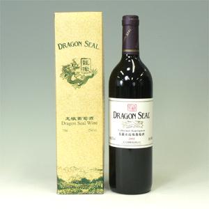 龍微ワイン( ドラゴンシールカベルネ) 750ml  [490563]