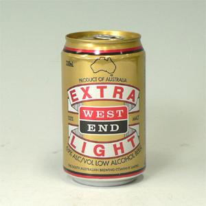 ウエストエンド ローアルコール 缶 330ml  [4956]