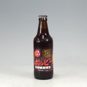 ホッピー ブラック 瓶 330ml  [4991]