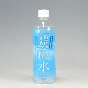 スターナイン 炭酸水 ペット 500ml  [4992]