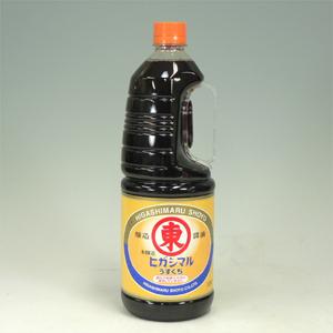 ヒガシマル 淡口 HP 1.8L  [5104]