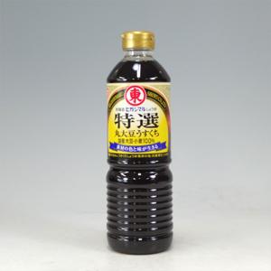 東丸 淡口 特選丸大豆 ペット 750ml  [5162]