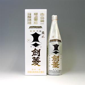 剣菱 極上黒松 超特撰 1.8L  [52]
