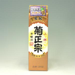 菊正宗 さけパック 上撰 1800ml  [520]