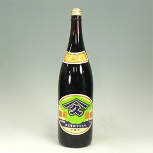ヤマヒサ 醸造醤油 濃口 1.8L  [5382]