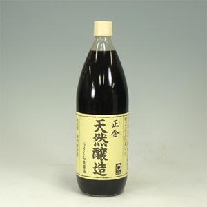正金 天然醸造 淡口 1L  [5422]