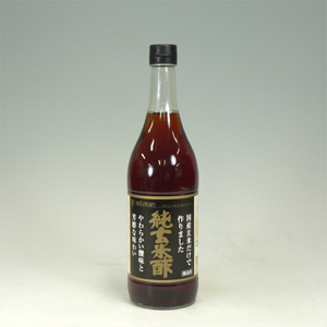 ミツカン 純玄米酢 900ml  [5558]