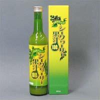シークワーサー 果汁100 500ml  [5599]