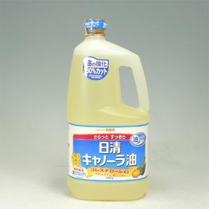 日清 キャノーラサラダ油 P 1300g  [6007]
