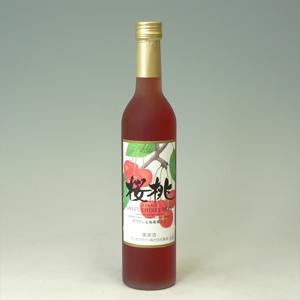 ポレール 桜桃(さくらんぼ)ワイン 500ml  [60236]