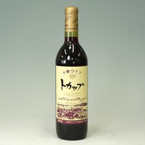 十勝ワイン トカップ 赤 720ml  [60405]