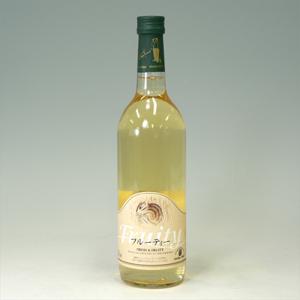丹波ワイン フルーティ 白 720ml  [60634]