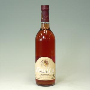丹波ワイン フルーティ ロゼ 720ml  [60635]