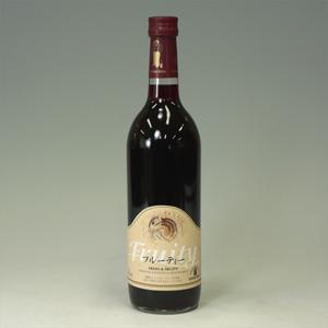 丹波ワイン フルーティ 赤 720ml  [60636]
