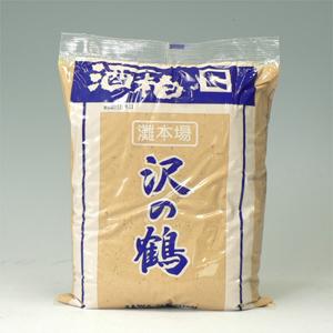 沢の鶴 漬物用 酒かす  2Kg  [6210]