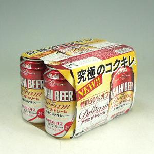 アサヒ ザ・ドリーム 350ml×6缶  [62110]