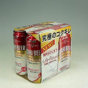 アサヒ ザ・ドリーム 500ml×6缶  [62111]