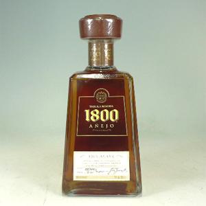 クエルボ 1800 アネホ テキーラ 40°玉付  750ml  [630215]