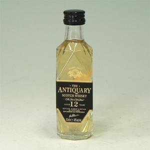 アンチコリー 12年 ウイスキー 50ml  [650216]